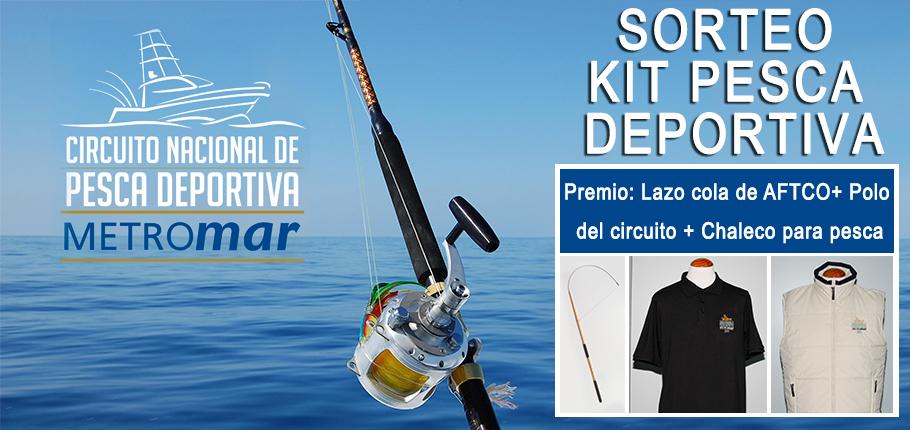 ¿Estás preparado para una #Fishingexperience? #Sorteo #KitPescaDeportiva #PescaResponsable