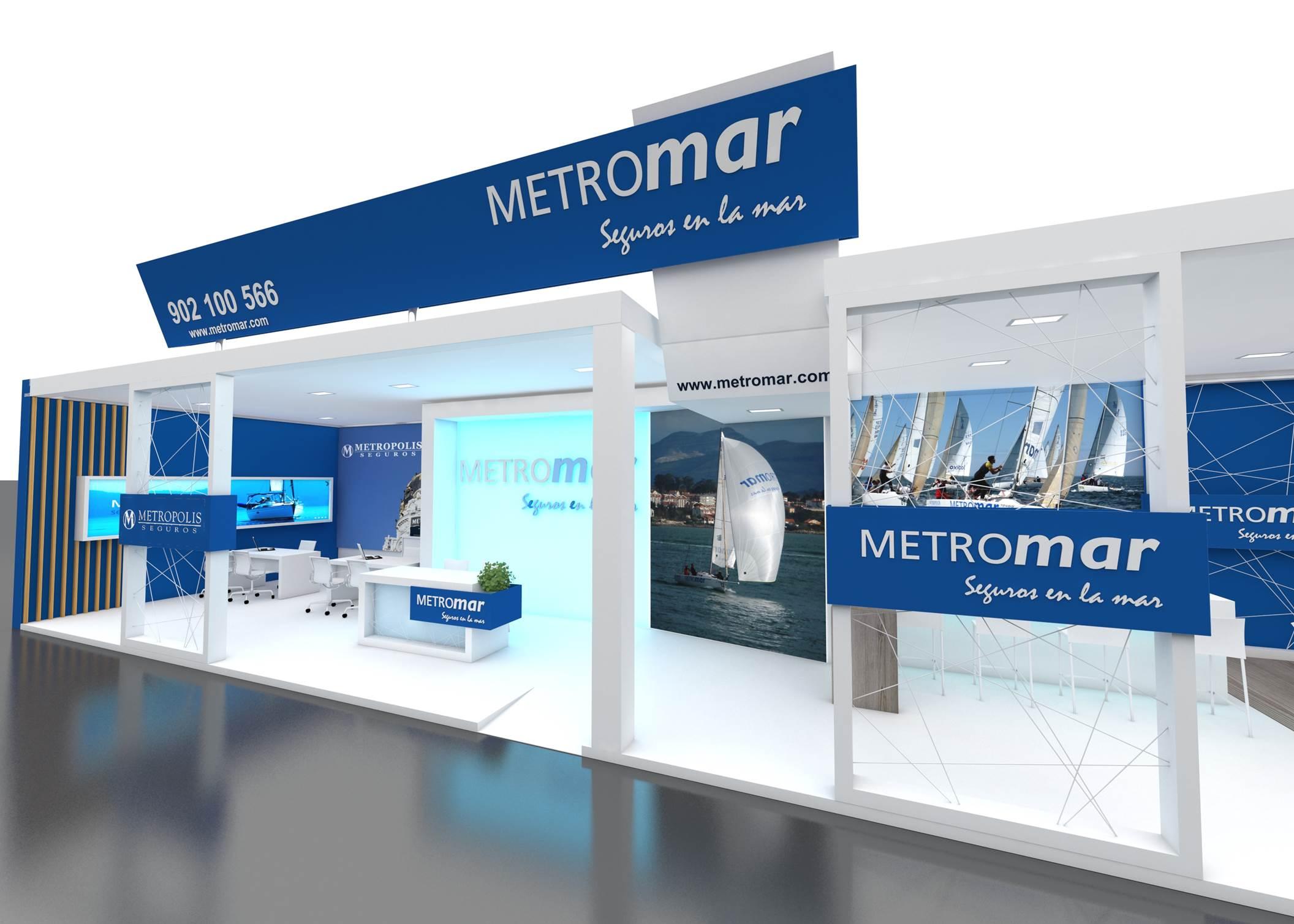 El Salón Náutico de Barcelona acogerá la entrega de Premios del Circuito METROmar