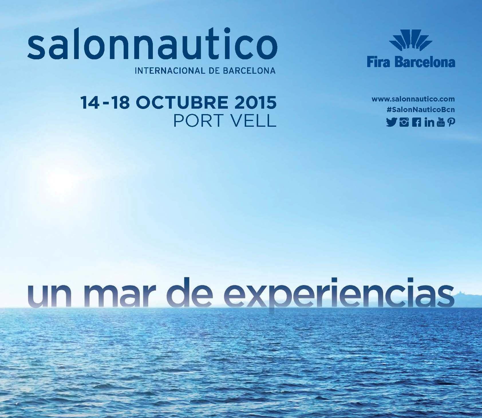 Salón Náutico de Barcelona, cinco días para apasionarnos juntos