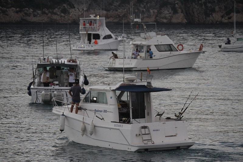 Primera Jornada del Campeonato de España de Pesca Deportiva