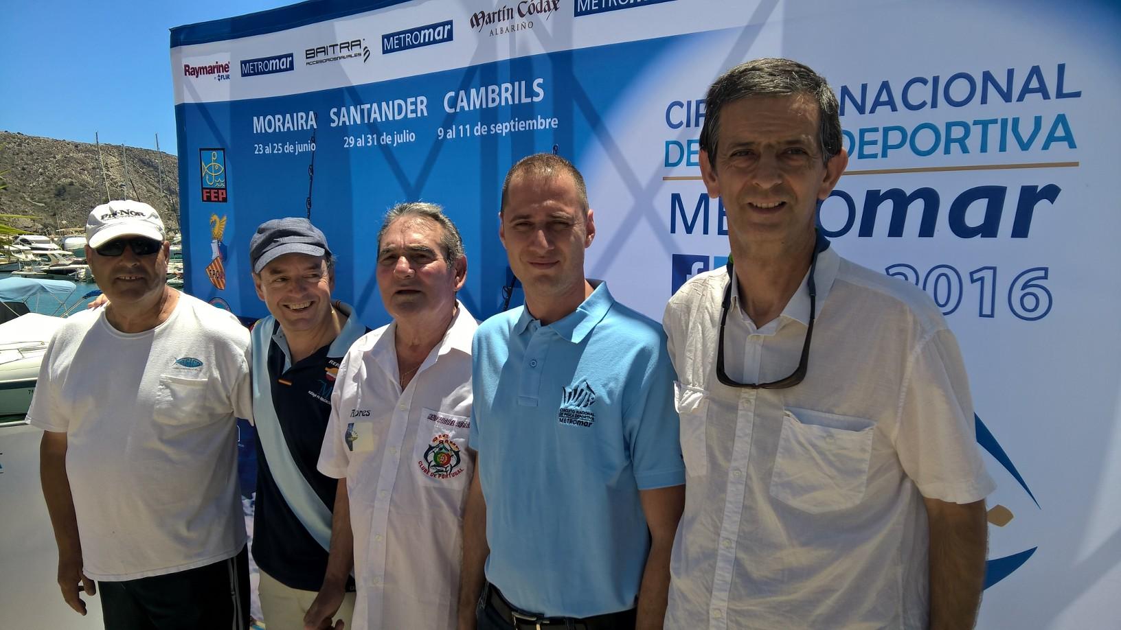 Arranca la Champions League de la pesca deportiva