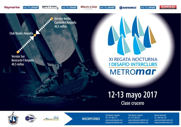 Vídeo Resumen XI Regata Nocturna Metromar
